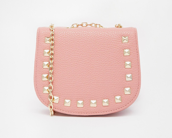 http://www.asos.com/ASOS/ASOS-Mini-Saddle-Cross-Body-Bag-With-Studs/Prod/pgeproduct.aspx?iid=5451874&cid=8730&sh=0&pge=0&pgesize=204&sort=-1&clr=Pink&totalstyles=892&gridsize=3