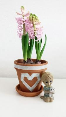 ondeugendespruit DIY bloempot