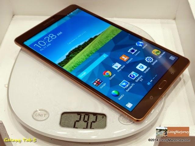 Samsung Galaxy Tab S Apartment