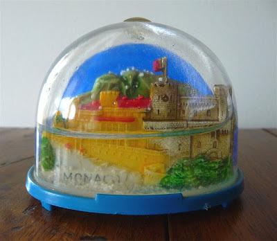 Palle di neve - Boule à neige - Snow globe