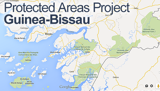 PROTECTED AREAS PROJECT