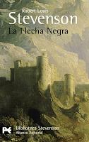 LA FLECHA NEGRA - STEVENSON