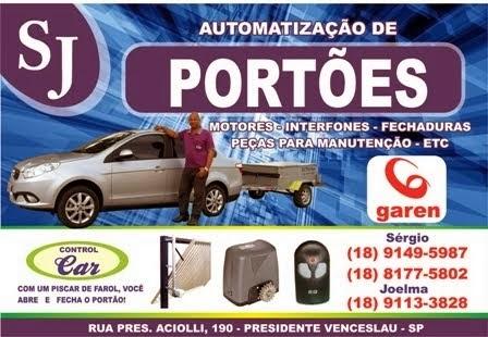 SJ Portões