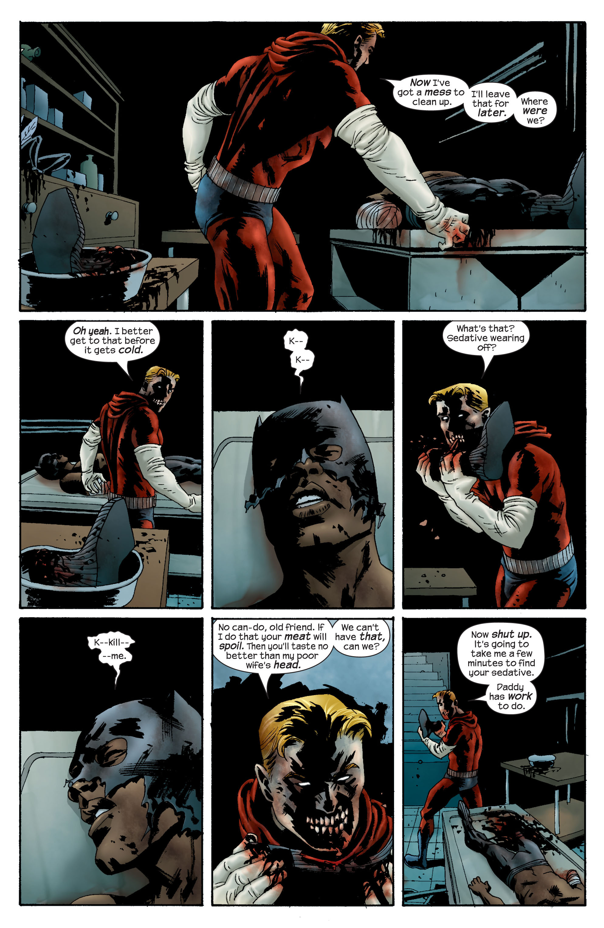 Marvel Zombies (2006) Issue #2 #2 - English 11