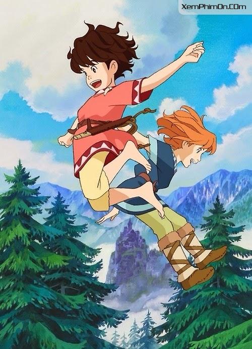Sanzoku No Musume Ronja Kênh trên TV Trọn Bộ Vietsub Lồng tiếng Full HD