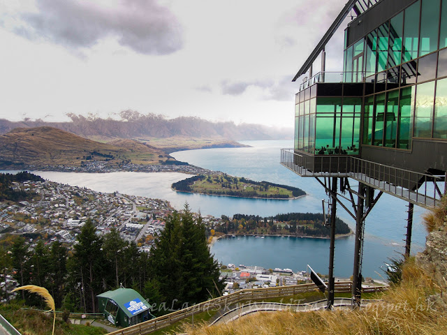 Skyline Gondola, Queenstown, 皇后鎮
