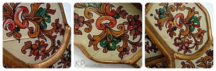 Espejos estilo oriental y marroquí
