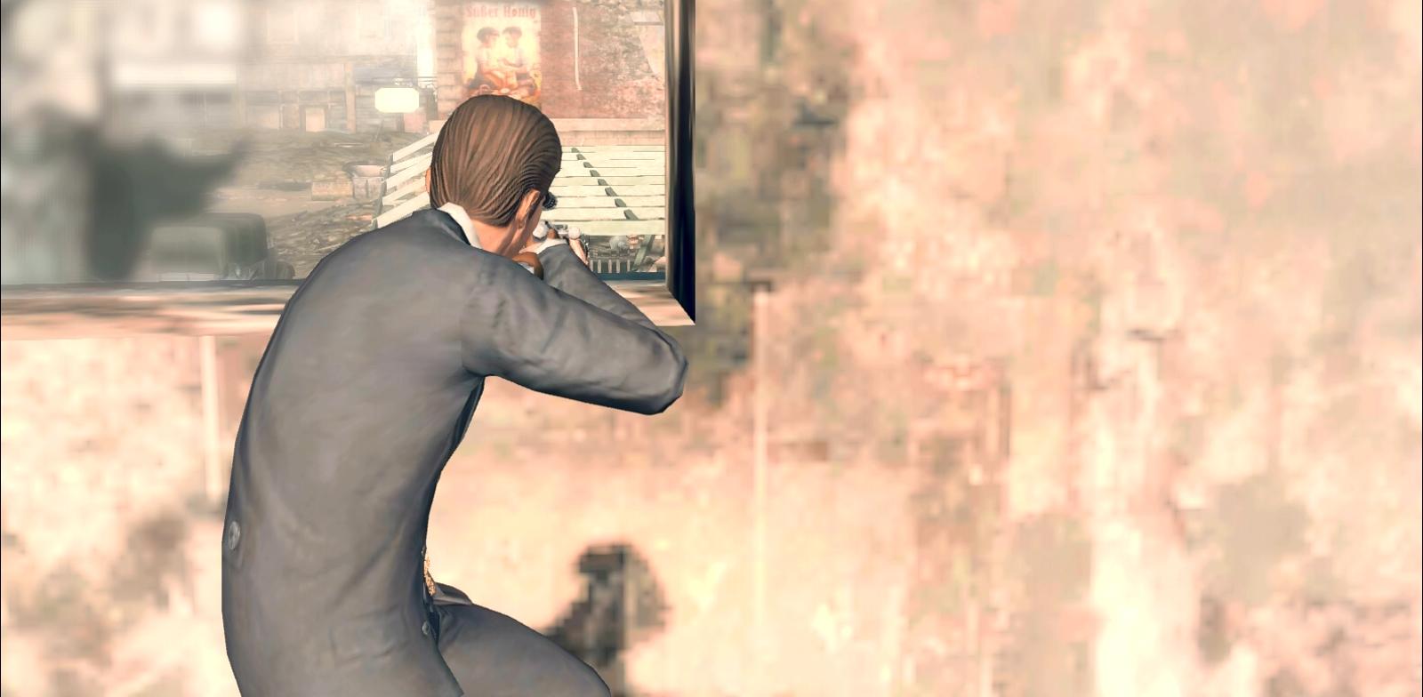 how to play sniper elite v2 co op offline