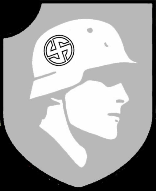 Escudo de la división Nordland