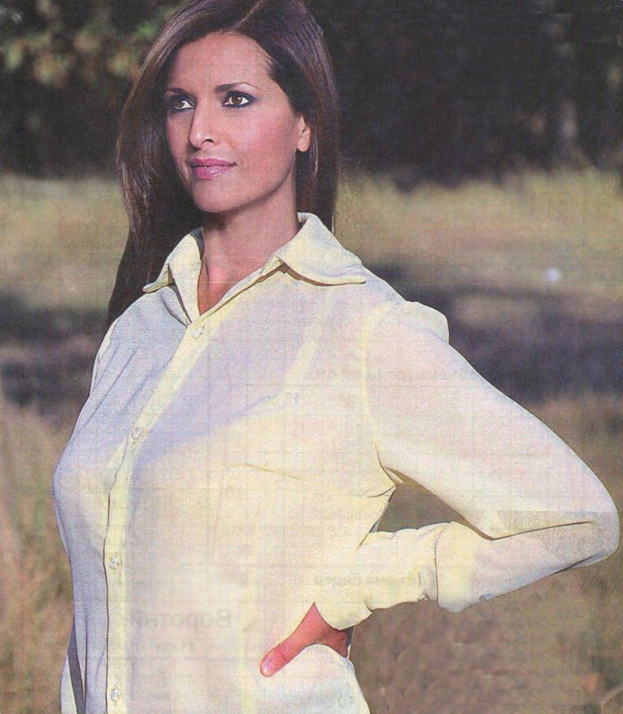 модная женская рубашка своими руками