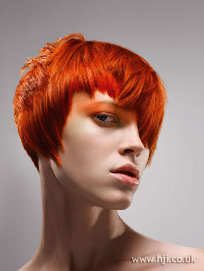 New Hair Short Red Hairstyles