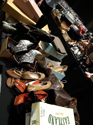 Gilt Warehouse Sale shoes