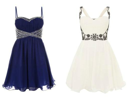Look at prom dresses online