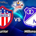 Ver Junior vs Millonarios En Vivo Online Gratis 11/03/2014 HD