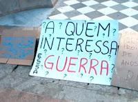 Movimento 'Marcha da Maconha em Salvador foi proibida pela 1ª Vara de Tóxicos em maio de 2011 (Foto: Reprodução/TVBA)