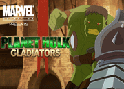 Hulk Planet Gladiators
