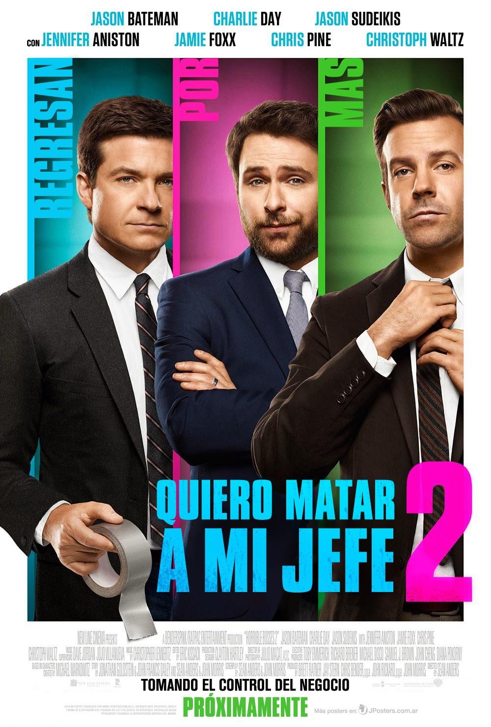 Quiero Matar A Mi Jefe 2 (2014)