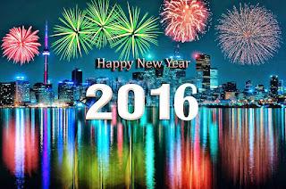 Kartu Ucapan Happy new year 2016 selamat tahun 2016 40