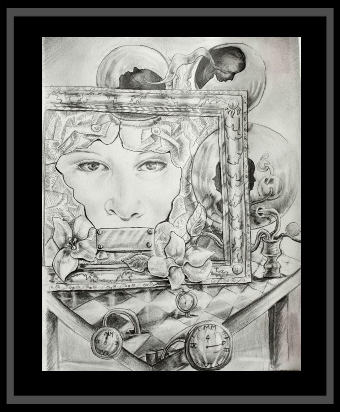 Art Drawings: Alas Art: Meaningful Drawings