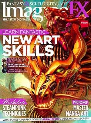 ImagineFX Magazine Issue 92 February 2013