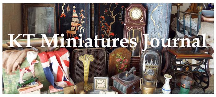 KT Miniatures Journal