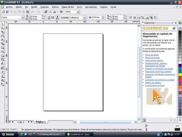 CorelDraw X5 and Windows 7