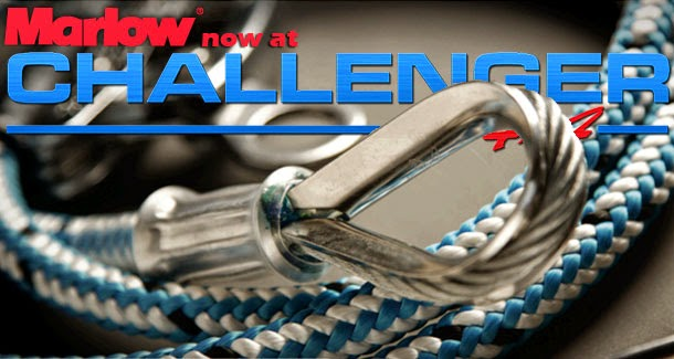 Marlow winch lines available at Challenger 4x4