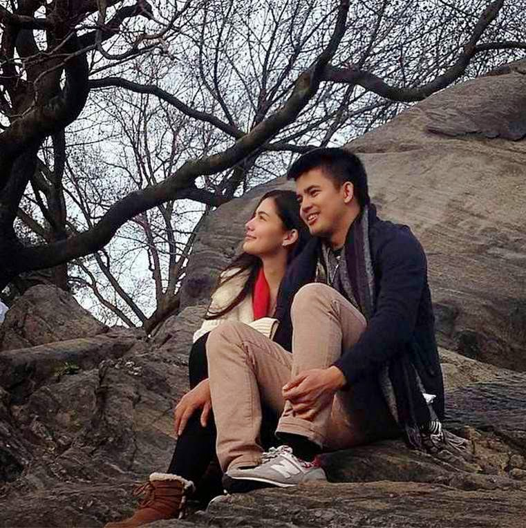 Vickie Rushton Disappointed with Boyfriend Jason Abalos
