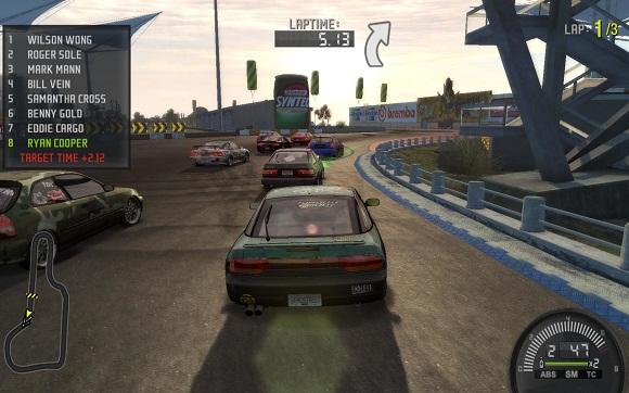 Need for Speed Pro Street PC Full İndir