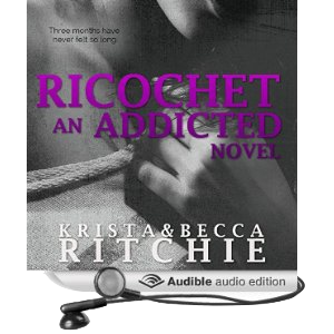 Ricochet on Audible