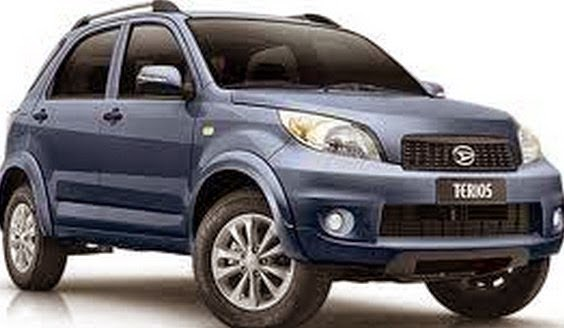 Keunggulan dan Harga Daihatsu Terios Terbaru 2015