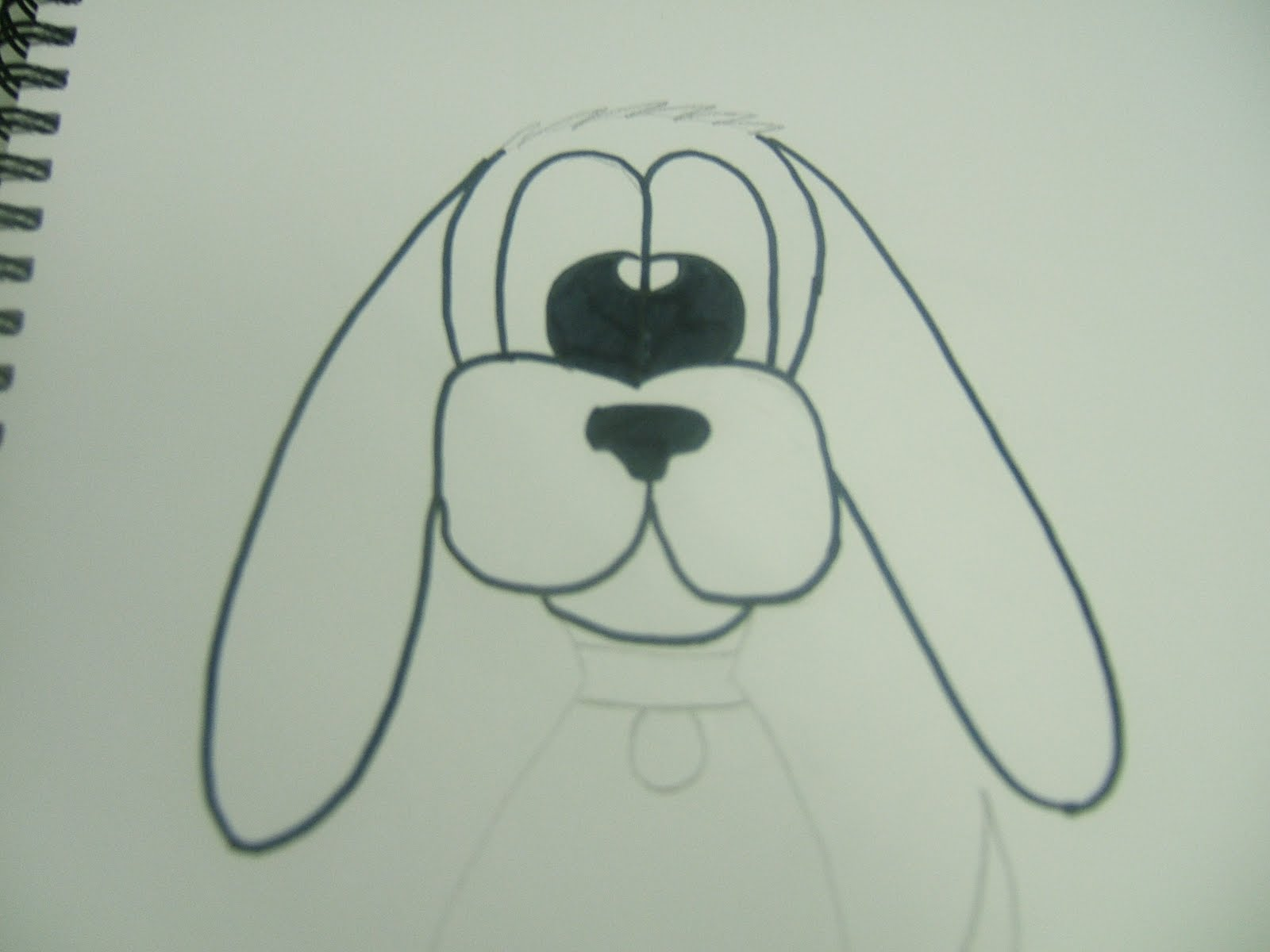 a diy guide to drawing cartoon animals how to draw a cartoon dog