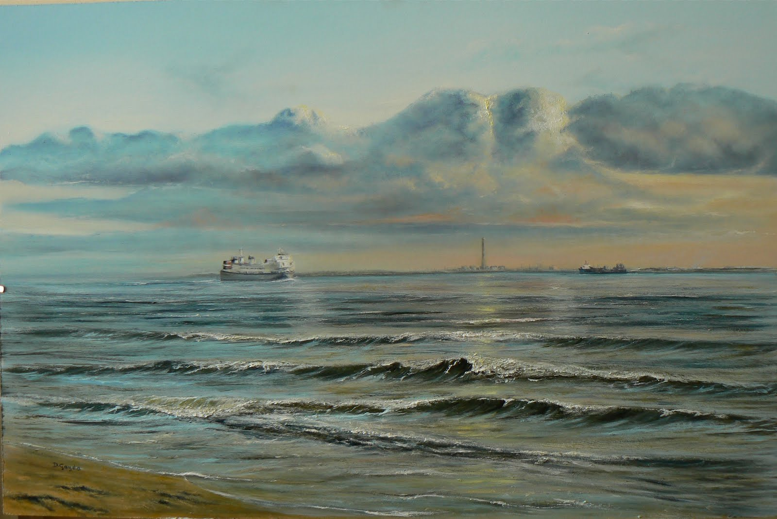 Paintings Of Canvey Island