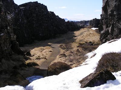 Cascada Oxararfoss, Islanda