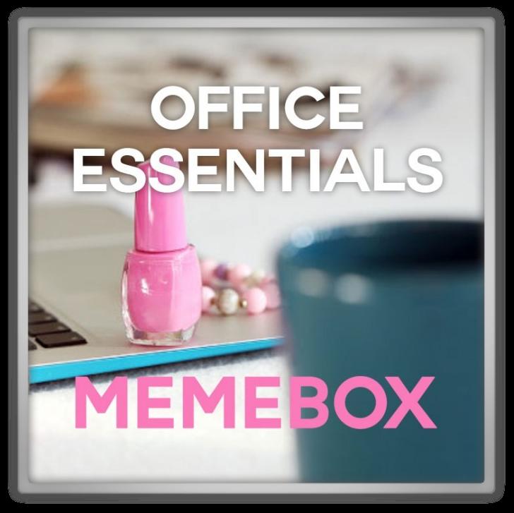 memebox office essentials 미미박스 Commercial