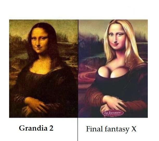 Final Fantasy X e Grandia 2: il Plagio?