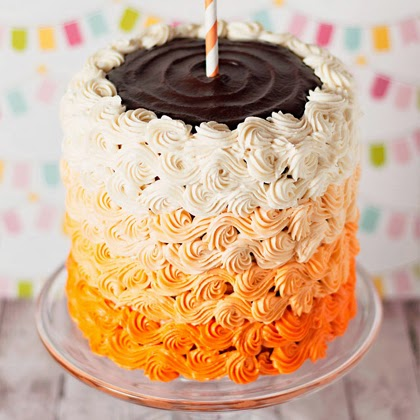 How To Make Orange Cream Cake