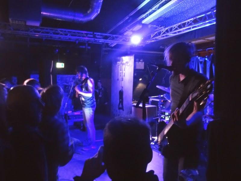 21.11.2014 Oberhausen - Druckluft: The Hirsch Effekt