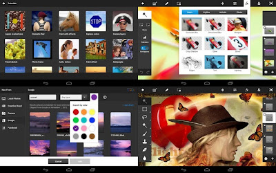 Adobe Photoshop Touch v1.4.1 Apk for Android