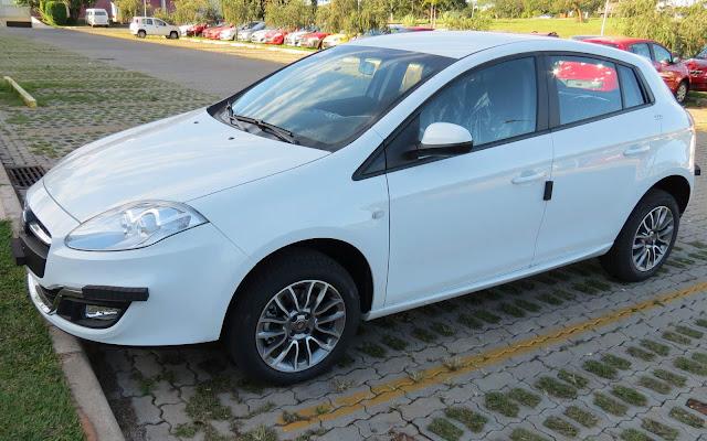 Fiat Bravo 2016 Branco