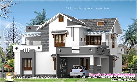 new Kerala home