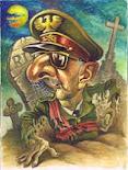 Franco en los infiernos