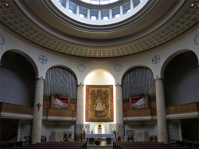 Church of Notre Dame de France, Leicester Square, London
