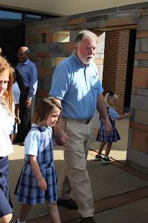 Montgomery Catholic's Holy Spirit Campus Celebrates Grandparent's Day in a Big Way! 1