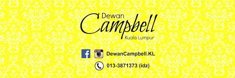 Dewan Campbell Kuala Lumpur