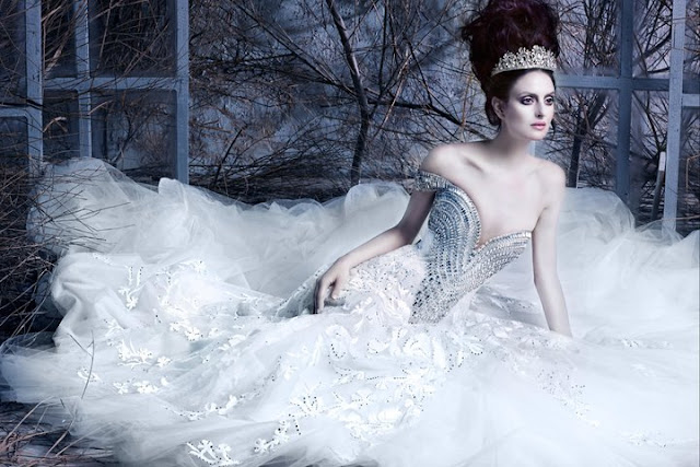 Inspirations BEAUTIFUL MICHAEL CINCO WEDDING DRESSES