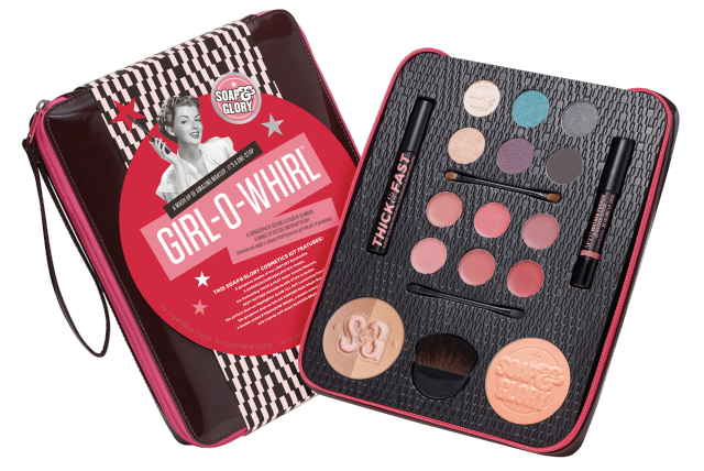 Soap and glory girl-o-whirl, Boots star gift of the week