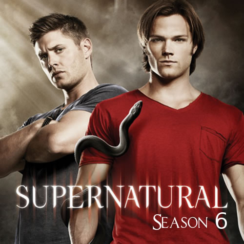 SBaixar CD Sobrenatural - Season 6 | Supernatural - 6 Temporada (2011)