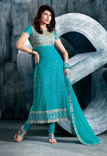Fancy Georgette Salwar Kameez Designs