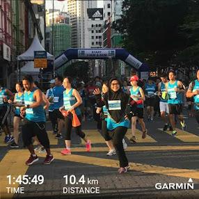 Standard Chartered KL Marathon 2017